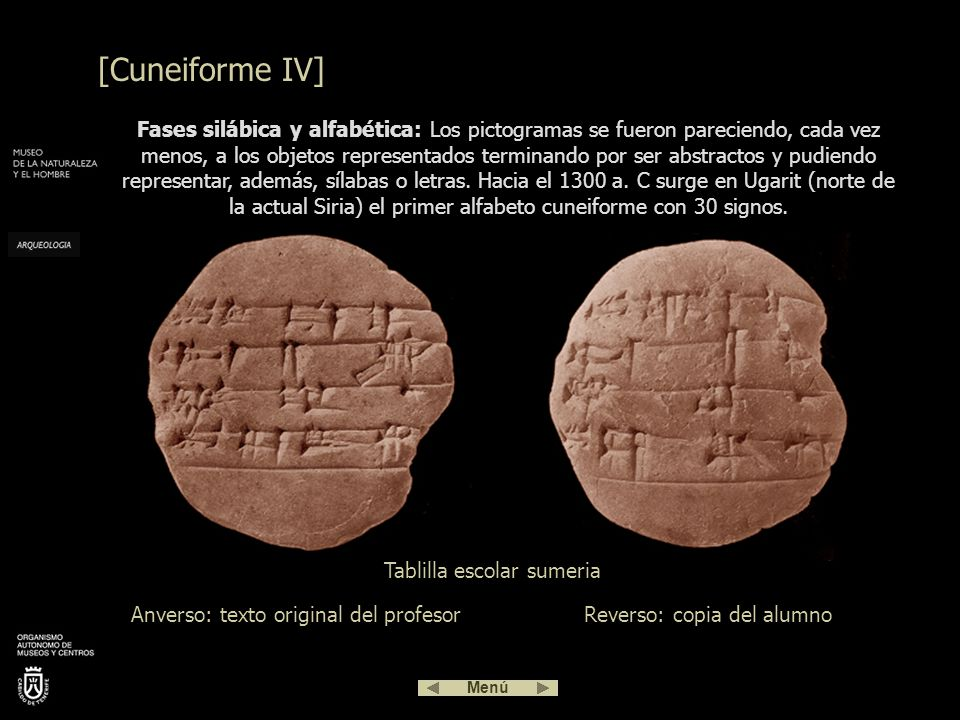 [Cuneiforme IV]